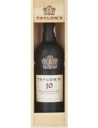 TAYLORS: Tawny port 750ml