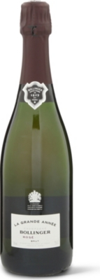 CHAMPAGNE Bollinger 2005 rosé champagne 750ml