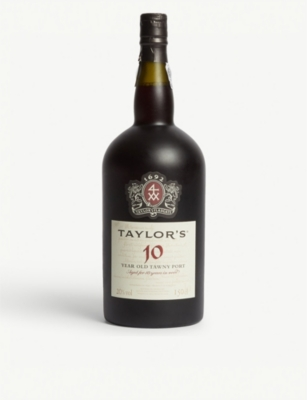 PORTUGAL Taylor's 10-year-old tawny port 750ml
