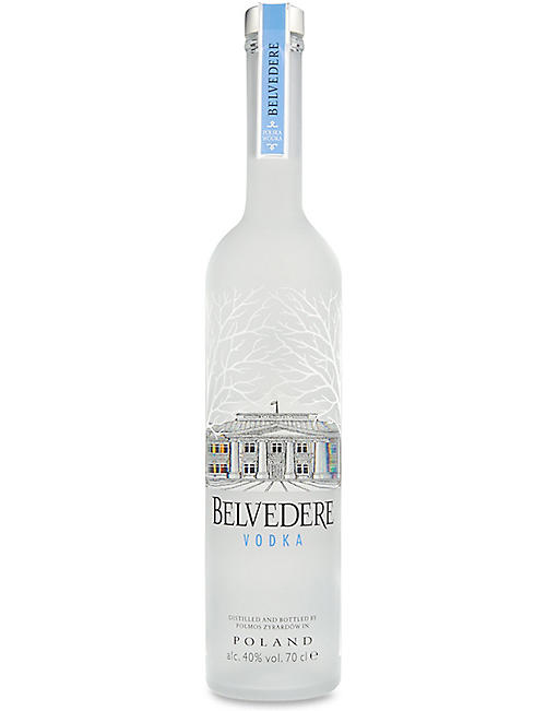 BELVEDERE: Belvedere vodka 700ml