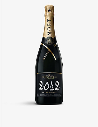 MOET & CHANDON: Grand Vintage Champagne with Gift Box 750ml