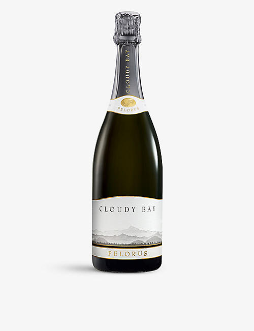 CLOUDY BAY: Pelorus NV sparking wine 750ml