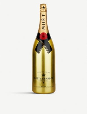 FRANCE Moët & Chandon Golden Edition Impérial Brut champagne 3l