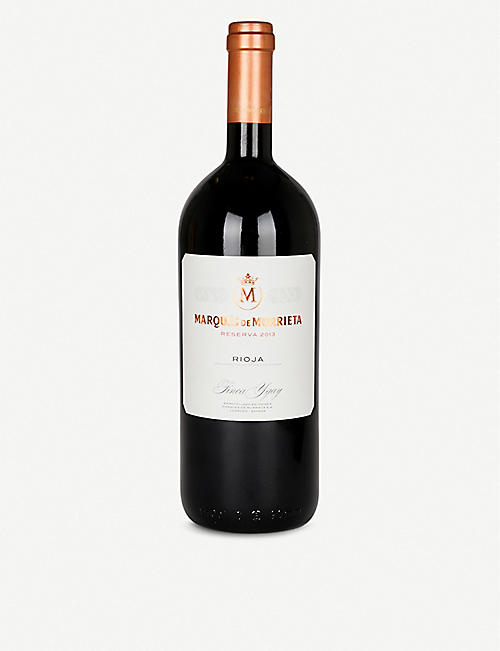 MARQUES MURRIETA: Marques de Murrieta Reserva Rioja 2013 1.5L
