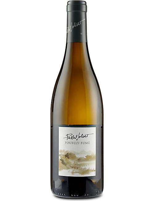 LOIRE: Pascal Jolivet Pouilly Fumé white wine 750ml