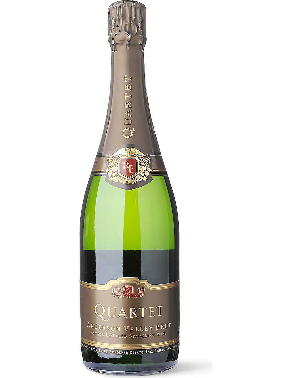 Roederer Estate Quartet NV sprakling wine 750ml