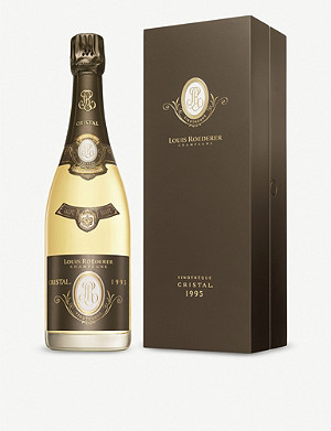 CHAMPAGNE Louis Roederer Cristal Vinotheque vintage champagne 750ml