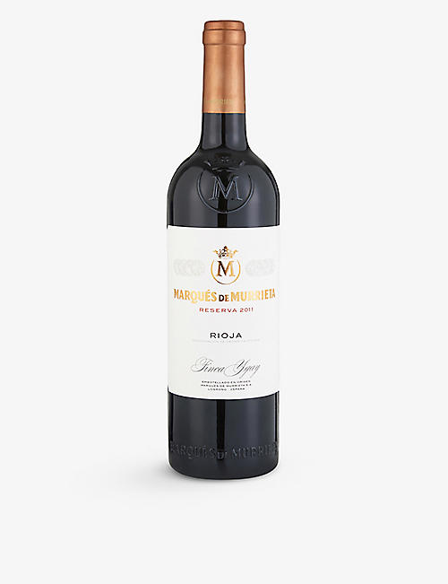 MARQUES MURRIETA: Rioja Reserva 750ml