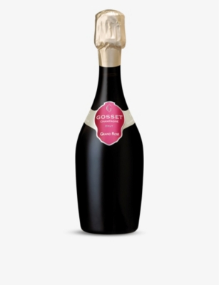 GOSSET Gosset grand rose 375ml