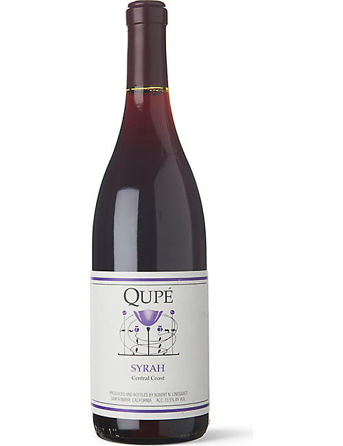 QUPE: Central Coast Syrah 750ml