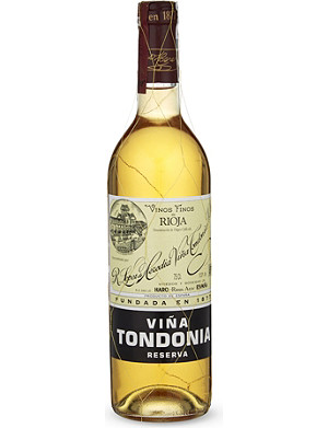 SPAIN Rioja Blanco 750ml