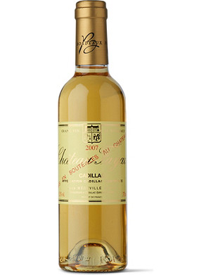 FRANCE Chateau Fayeau Blanc Cadillac 375ml