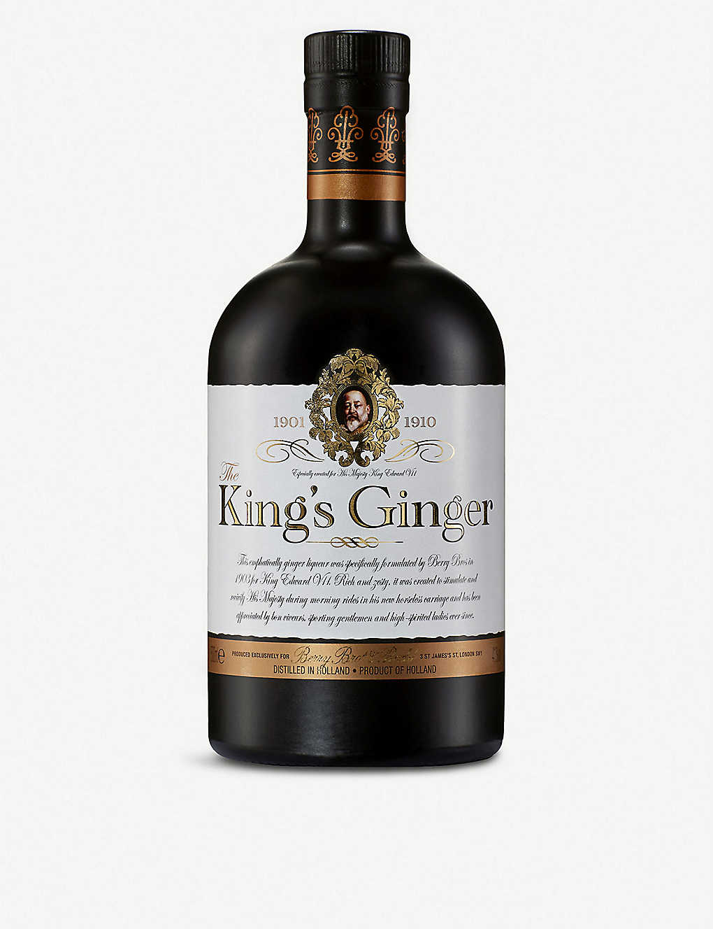 LIQUER: The King's Ginger Liqueur 50ml