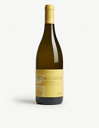 FINE WINES: Les Héritiers du Comte Lafon 2014 Mâcon-Milly-Lamartine wine 750ml