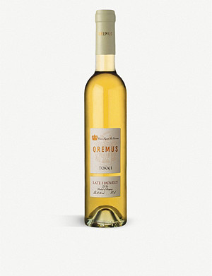 WORLD OTHER Oremus Tokaji Noble 2010 wine 375ml
