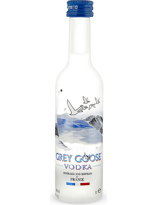 GREY GOOSE: Vodka 50ml