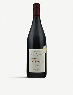 FRANCE Domaine de Roche-Guillon Fleurie 2016 red wine 750ml
