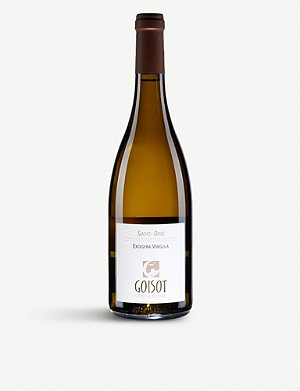 FRANCE Goisot Saint-Bris 2015 sauvignon gris 750ml