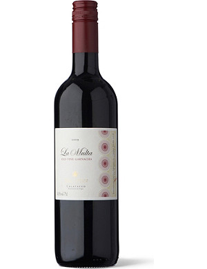 SPAIN El Escocés Volante La Multa Old Vine Garnacha 750ml