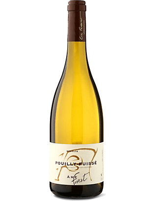 BURGUNDY: L'Ame Forest white wine 750ml
