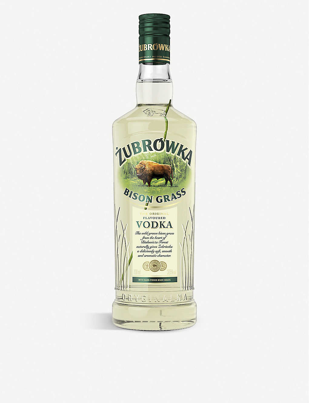 ZUBROWKA: Zubrowka vodka 700ml