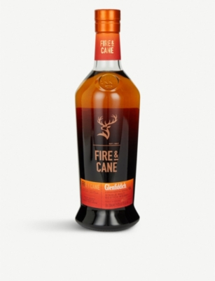 GLENFIDDICH Experimental Series Fire and Cane single malt Scotch whisky 700ml