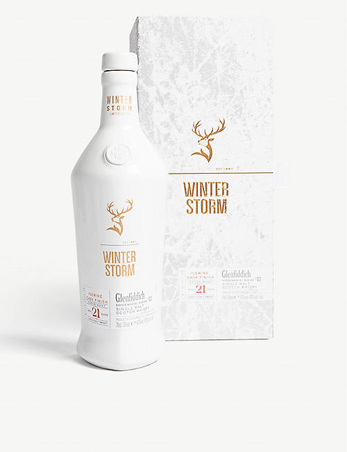 GLENFIDDICH Winter Storm single malt Scotch whisky 700ml