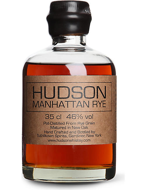 BOURBON: Manhattan Rye whisky 350ml