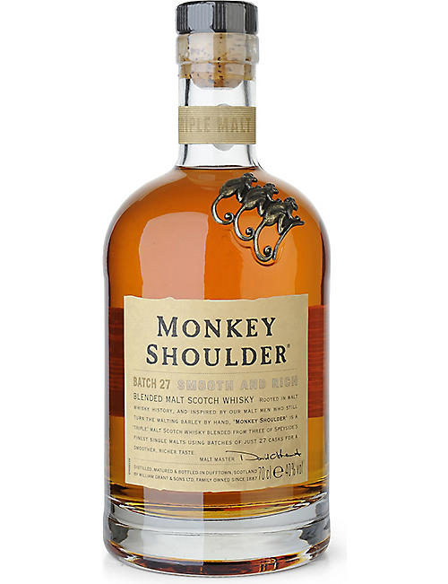 MONKEY SHOULDER: Monkey Shoulder 700ml