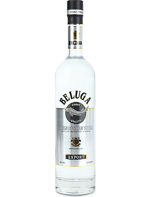 BELUGA: Beluga Noble vodka 700ml