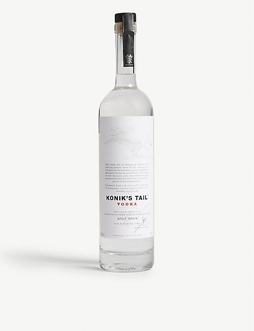 KONIKS TAIL: Vodka 700ml