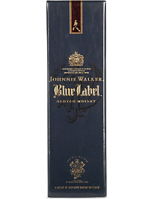 JOHNNIE WALKER: Blue Label Scotch whisky 200ml