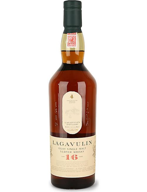 LAGAVULIN: 16-Year-Old Scotch whisky 700ml