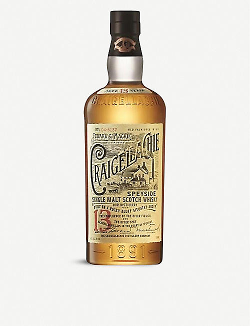SPEYSIDE: Craigellachie 13 years old whisky 700ml