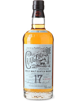 SPEYSIDE Craigellachie 17 years old whisky 700ml