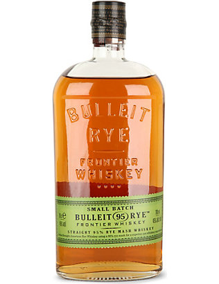 USA: Bourbon rye whisky 700ml