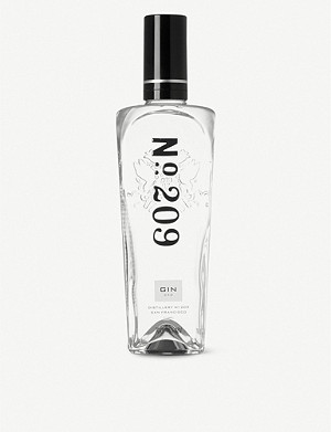 GIN No.209 gin 700ml