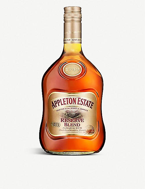 APPLETON: Reserve Blend Jamaica rum 700ml