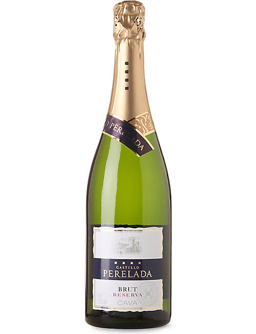 SPAIN: Cava Brut Reserve 750ml