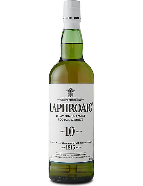 ISLAY 10 year old single malt whisky
