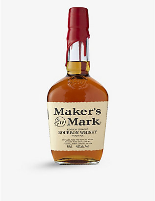 BOURBON: Bourbon whisky 700ml
