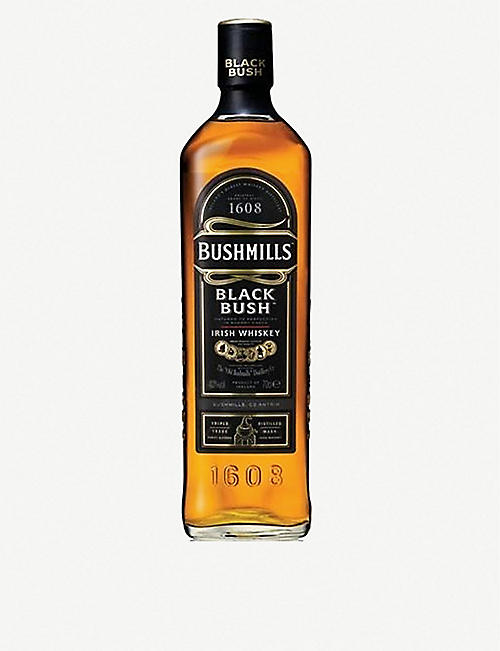 BUSHMILLS: Black Bush Irish Whiskey 700ml