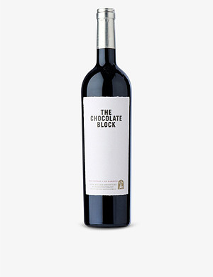 SOUTH AFRICA The Chocolate Block 750ml