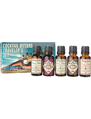 BITTER TRUTH Bitter Truth traveller set 5 x 20ml