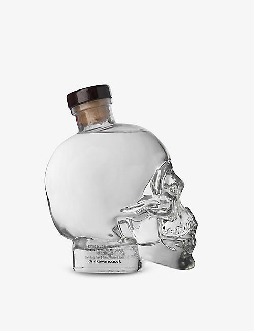 CRYSTAL HEAD VODKA 伏特加700毫升