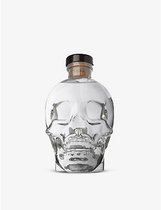 CRYSTAL HEAD VODKA: Vodka 700ml