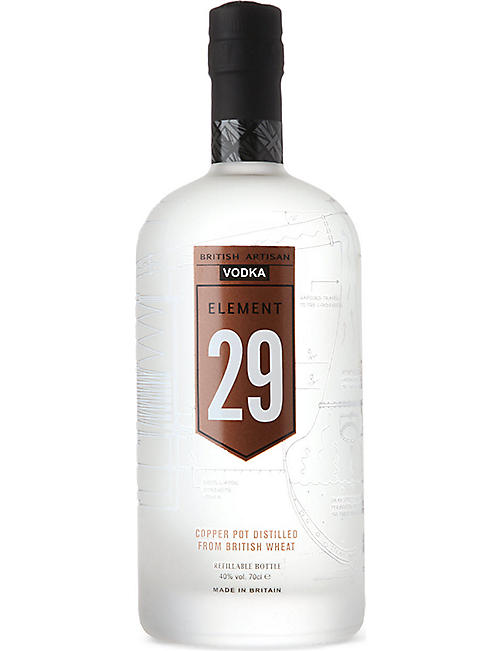 ELEMENT 29: Vodka 700ml