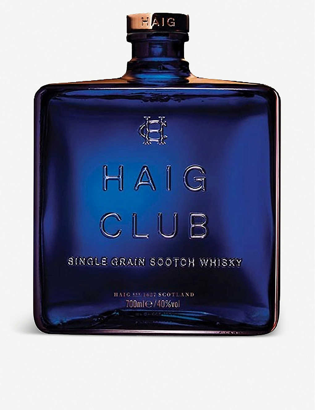 HAIG CLUB: Haig Club Single Grain whisky 700ml