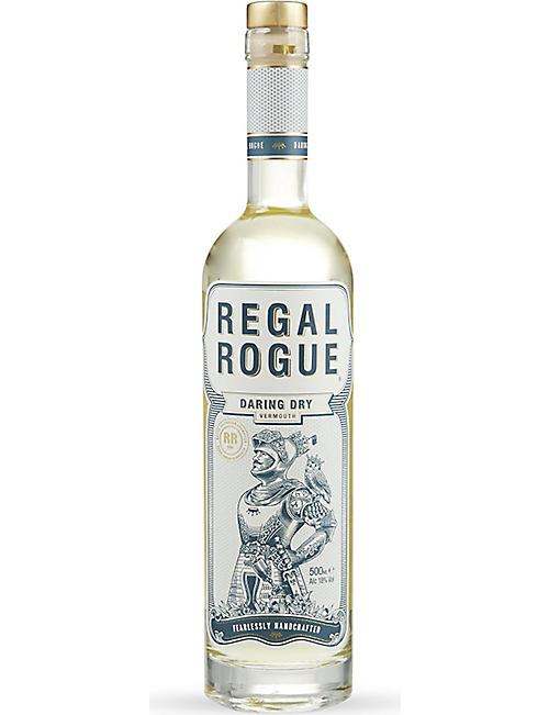 REGAL ROGUE: Daring dry Vermouth 500ml