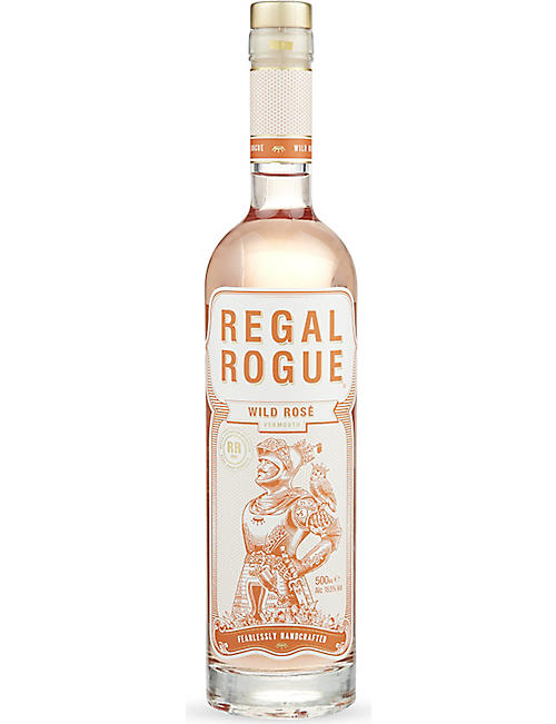 REGAL ROGUE: Wild rose vermouth 500ml